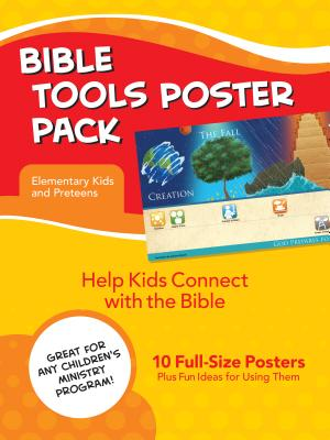 Image for Bible Tools Poster Pack for Elementary Kids