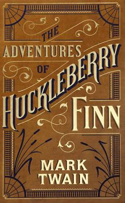 Image for Adventures of Huckleberry Finn, The (Leatherbound Classic Collection) by Mark Twain (2011) Leather Bound