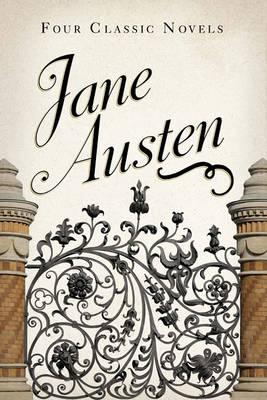 Image for Jane Austen: Four Classic Novels (Fall River Classics)