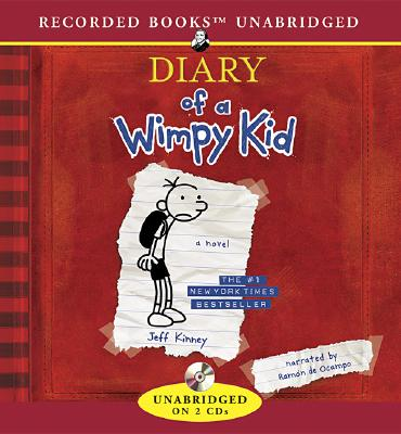 Image for Diary of a Wimpy Kid, Book 1