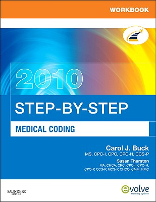 Image for Workbook for Step-by-Step Medical Coding 2010 Edition