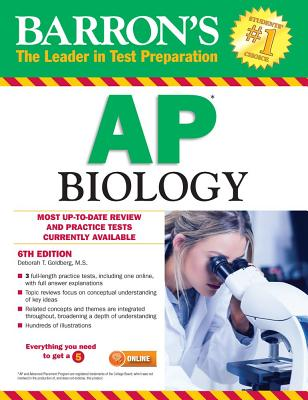 Image for Barron's AP Biology, 6th Edition