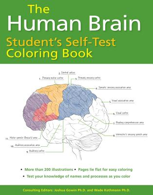 Image for Human Brain Student's Self-Test Coloring Book
