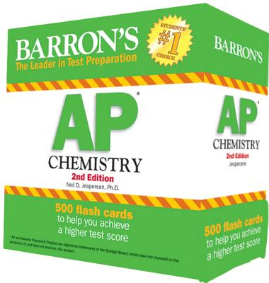 Image for Barron's AP Chemistry Flash Cards, 2nd Edition