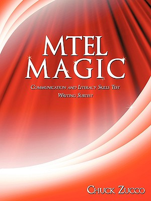 Image for MTEL Magic: Communication and Literacy Skills Test Writing Subtest