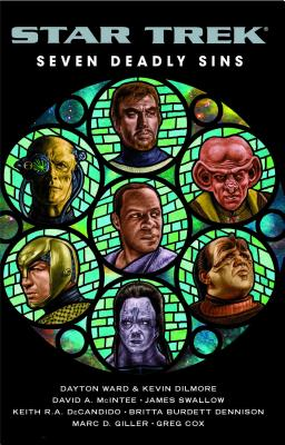 Image for Star Trek: Seven Deadly Sins