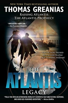 Image for The Atlantis Legacy (Raising Atlantis and The Atlantis Prophecy)