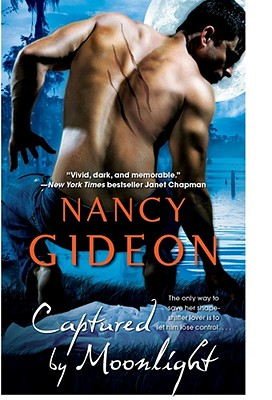 Captured By Moonlight, Nancy Gideon