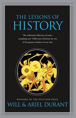 Image for Lessons of History, The