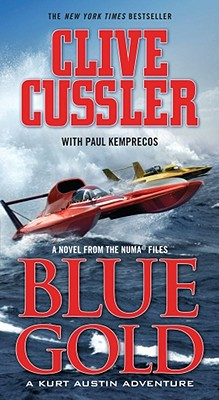 Image for Blue Gold: A Novel from the NUMA Files