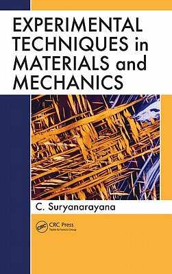 Experimental Techniques in Materials and Mechanics, C. Suryanarayana  (Author)