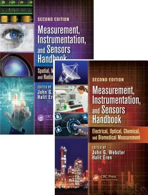 Measurement, Instrumentation, and Sensors Handbook, Second Edition: Two-Volume Set (Electrical Engineering Handbook)