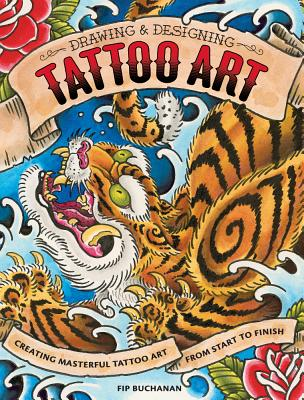 Image for DRAWING & DESIGNING TATTOO ART