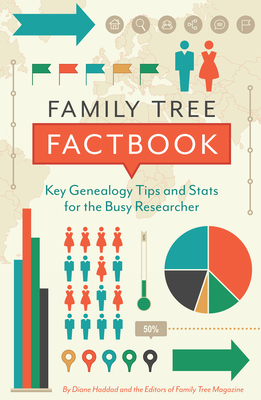 Image for Family Tree Factbook: Key Genealogy Tips and Stats for the Busy Researcher