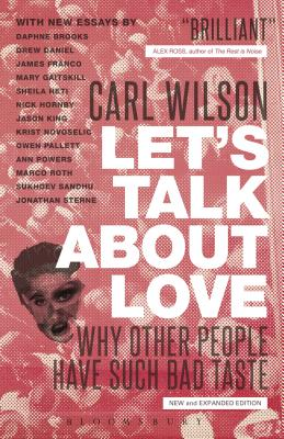 Image for Let's Talk about Love Why Other People Have Such Bad Taste
