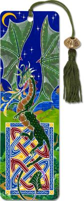 Image for Dragon Beaded Bookmark