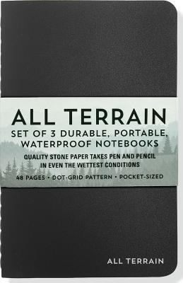 Image for ALL TERRAIN Notebooks (Set of 3)
