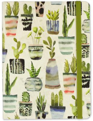 Image for Watercolor Succulents Journal (Diary, Notebook)