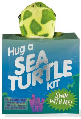 Image for Hug a Sea Turtle Kit (Book with Plush)