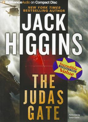 Image for The Judas Gate (Sean Dillon Series)