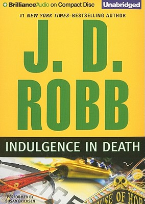 Image for Indulgence in Death (unabridged on 11 CDS)