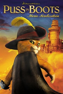 Image for Puss In Boots Movie Novelization