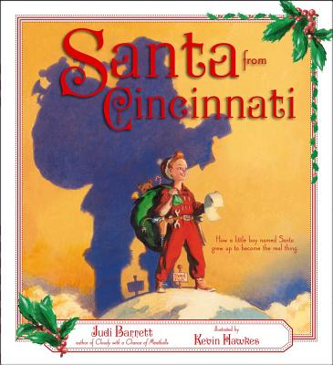 """Santa from Cincinnati, """"Barrett, Judi"""""""
