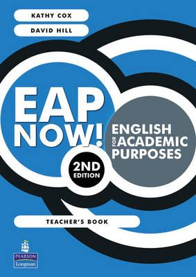 Image for EAP Now! Teacher's Book: English for Academic Purposes 2nd Edition