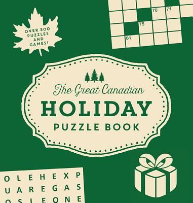 The Great Canadian Holiday Puzzle Book, Collins