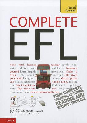 Teach Yourself Complete English as a Foreign Language, Stevens, Sandra