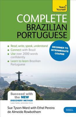 Image for Complete Brazilian Portuguese: Beginner to Intermediate Course (Complete Language Courses)