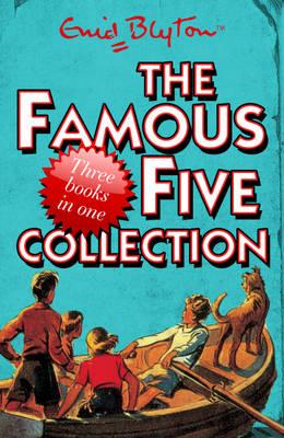 Image for Famous Five Collection 3 Books In 1