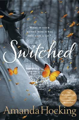 Switched #1 Trylle Trilogy [used book], Amanda Hocking