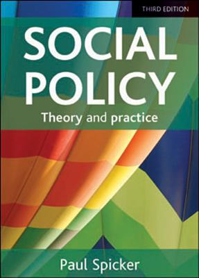 Image for Social Policy: Theory and Practice - Third Edition