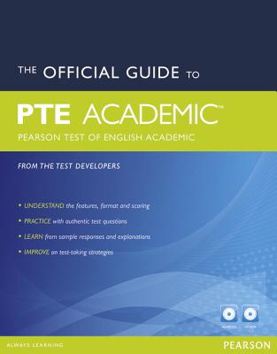 Image for Official Guide to the Pearson Test of English Academic Pack 2nd Edition