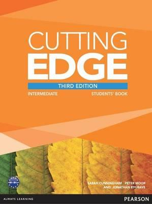 Image for Cutting Edge Intermediate Students' Book and DVD Pack
