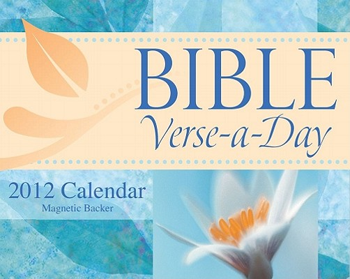 Image for Bible Verse-a-Day: 2012 Mini Day-to-Day Calendar [Calendar]
