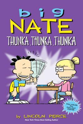 Image for Big Nate: Thunka, Thunka, Thunka