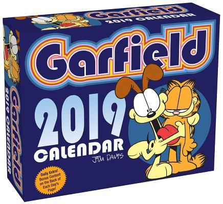 Garfield 2019 Day-to-Day Calendar, Davis, Jim