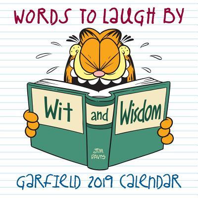 Garfield 2019 Mini Wall Calendar: Words to Laugh, Davis, Jim