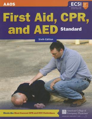 Image for Standard First Aid, CPR, and AED