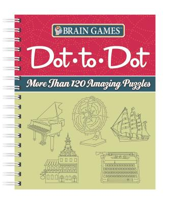 Image for Brain Games - Dot-to-Dot: More than 120 Amazing Puzzles