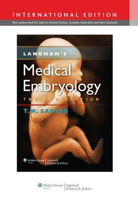 Image for Langman's Medical Embryology