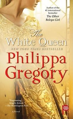 The White Queen  ( Bk 1 Cousins' War), Plilippa Gregory