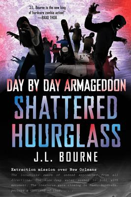 Image for Day By Day Armageddon Shattered Hourglass