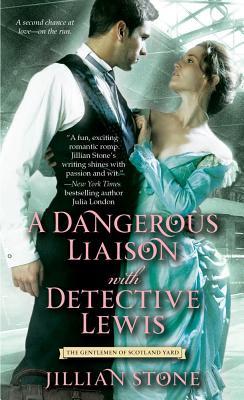 A Dangerous Liaison with Detective Lewis, Jillian Stone