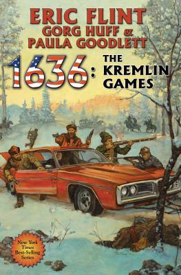 1636: The Kremlin Games (The Ring of Fire), Flint, Eric