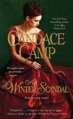 A Winter Scandal (Legend of St. Dwynwen), Candace Camp