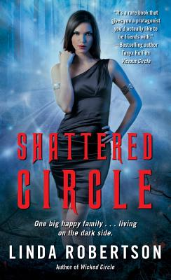 Shatterted Circle, Robertson, Linda