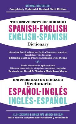 Image for The University of Chicago Spanish-English Dictionary, 6th Edition